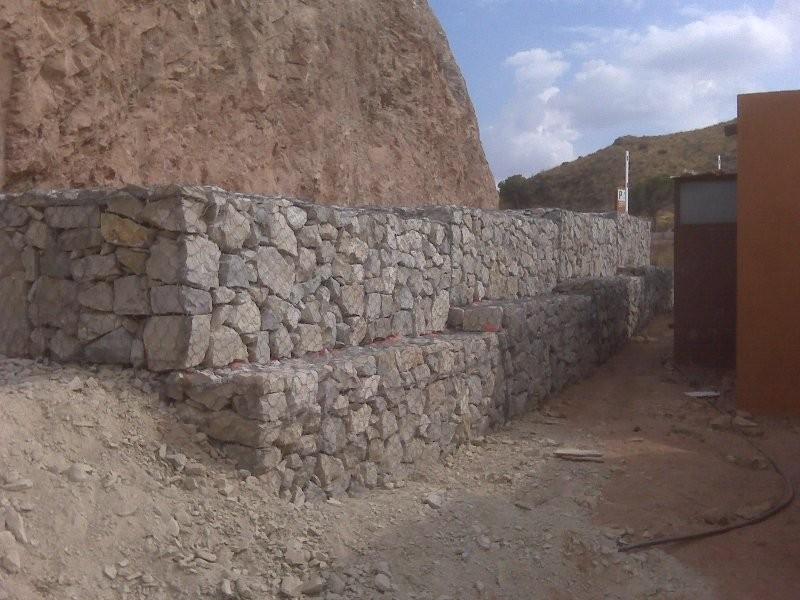 prevnext - Muro De Gaviones